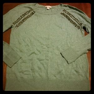 Merona sweater size medium